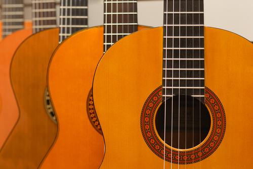 כיוונים שונים לגיטרה