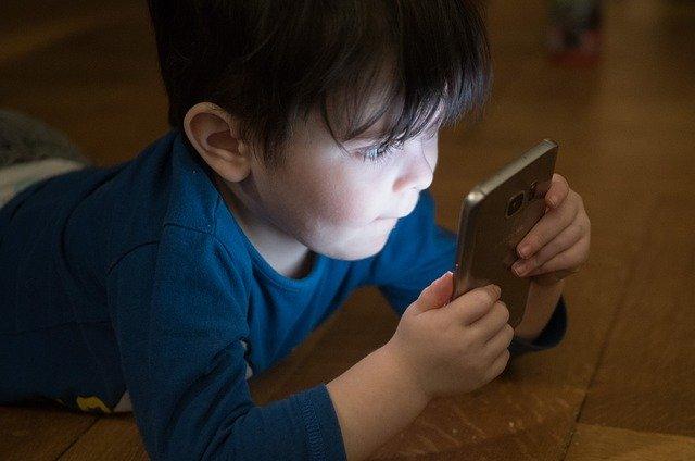 סלולר ראשון לילד