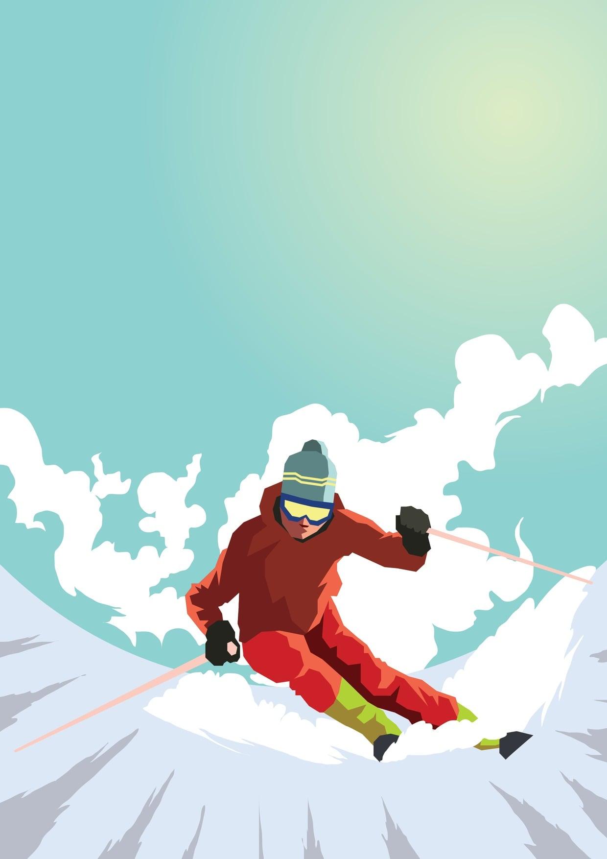 חבילת סקי