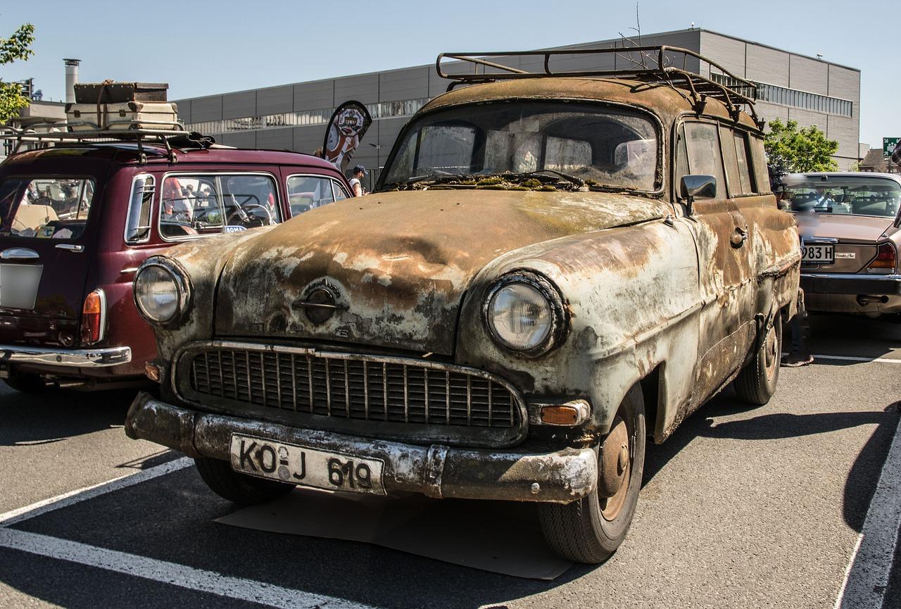 PRK פירוק רכבים